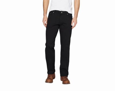 "Colorado stretch jeans  "" Stan ""  Black"