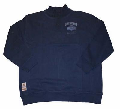 "Sweater met lange mouwen "" Saint Lawernce "" Donker blauw"