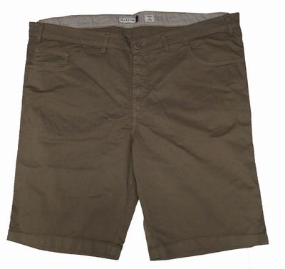 "Bermuda stretch   "" Maxfort ""  Donker beige"