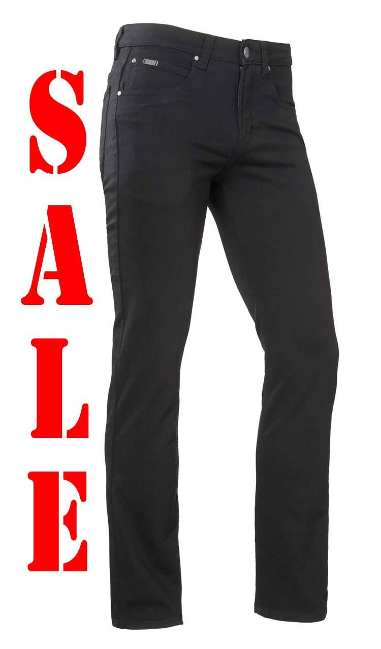 """Brams Paris jeans   """" Tom  """"  Zwart  E53"""