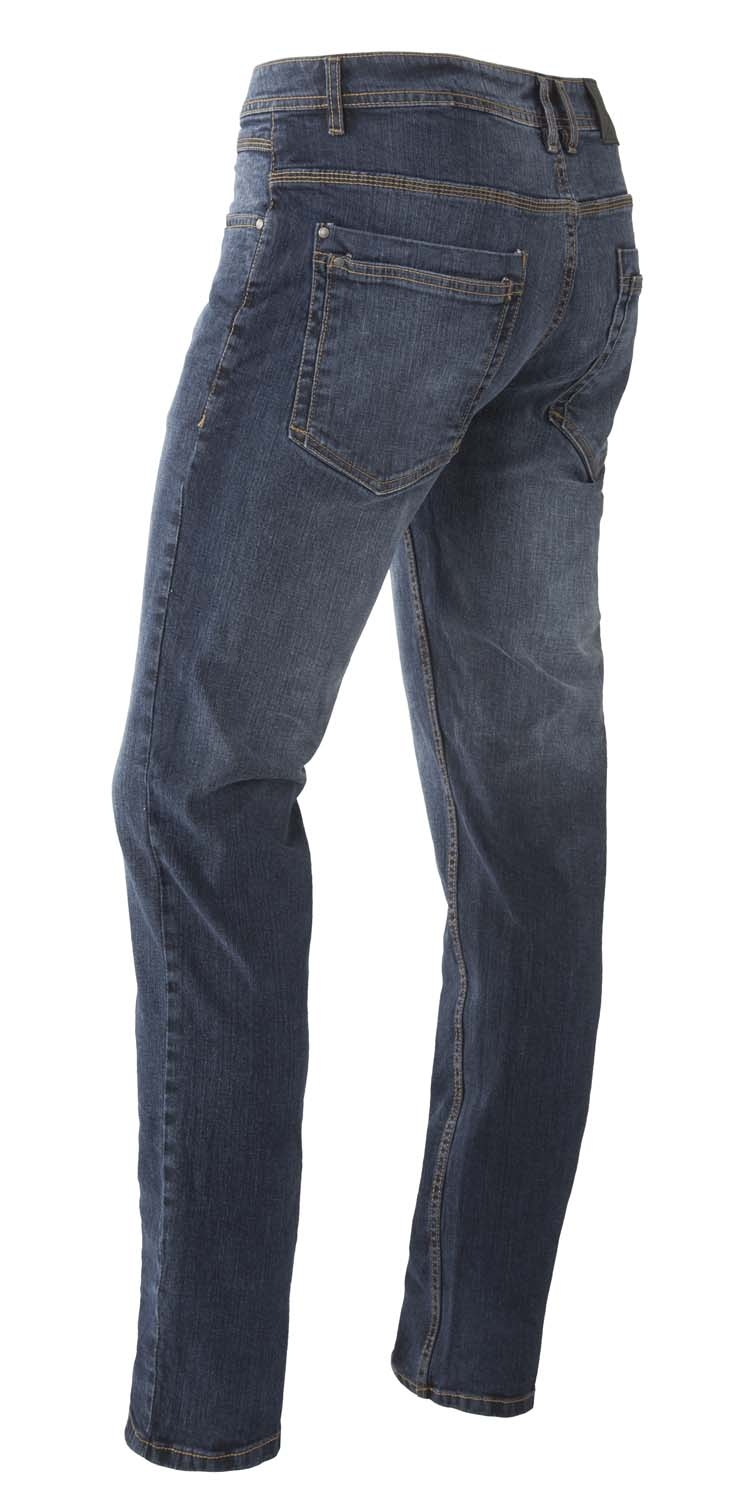 "Brams Paris stretch jeans  "" Daan ""  Dark used"