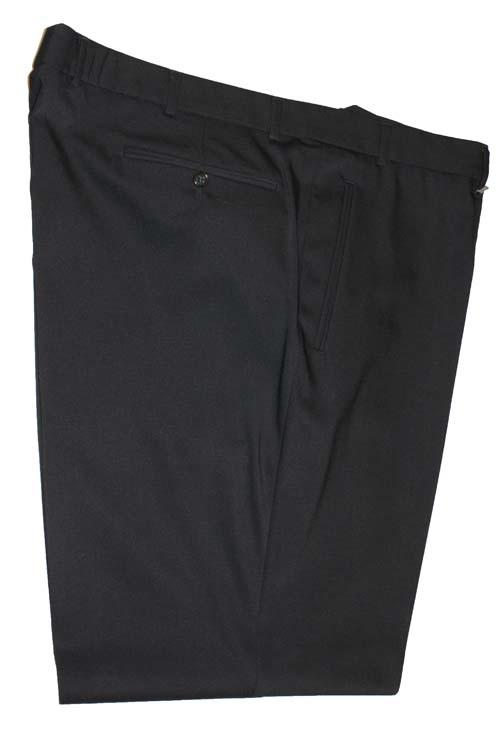 "Grote maten heren pantalon  "" Klotz ""   Zwart"