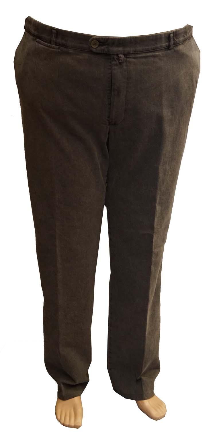 """Heren pantalon  """" Hoal """"  Bruin"""