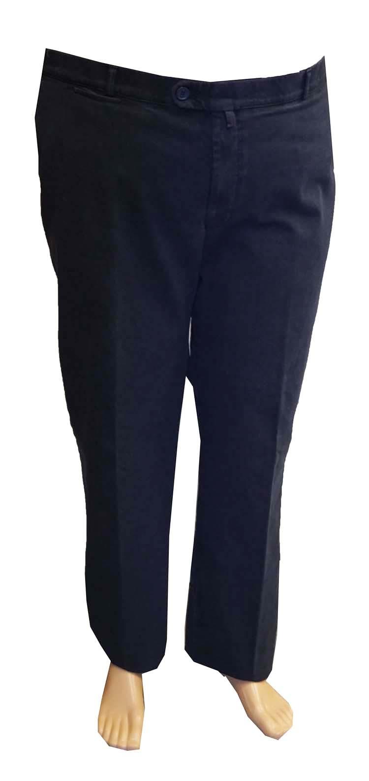 """Heren pantalon  """" Hoal """"  Donker grijs"""