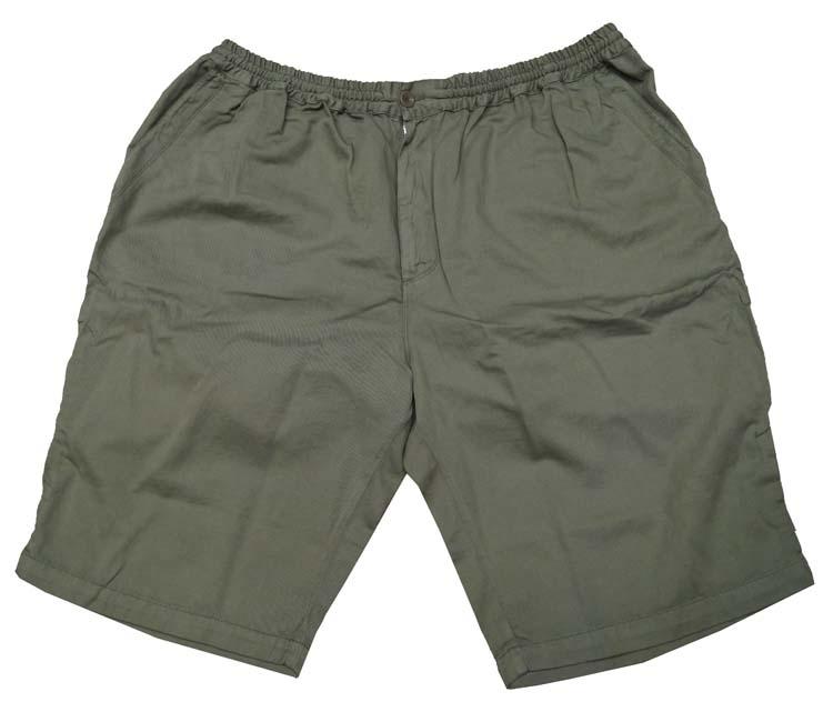 "Korte broek met elastieke band  "" Groen """