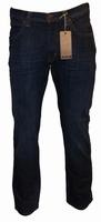 "Wrangler stretch jeans  "" Arizona""   Ultra dark used"