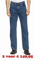 """Wrangler jeans  """" Texas """"  Stone"""