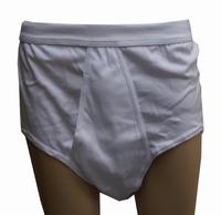 """Onderbroek """" Adamo """"  Wit"""