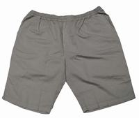 "Korte broek met elastieke band  "" Beige """