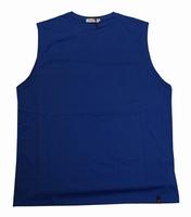 """Mouwloos shirt  """" Maxfort """"  Kobalt"""