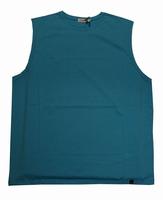 """Mouwloos shirt  """" Maxfort """"  Licht blauw"""