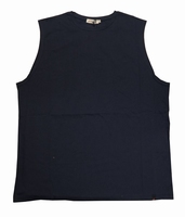 "Mouwloos shirt  "" Maxfort ""  Donker blauw"