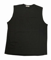 """Mouwloos shirt  """" Maxfort """"  Zwart"""