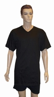 """Onderhemd / V-hals T-shirt  """" Pierre Cardin """"  Zwart"""
