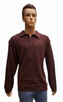 """Sweater met lange mouwen """" Gcm """" Bordeaux rood"""
