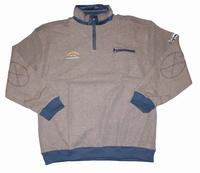 """Sweater met lange mouwen """" GCM """"  Bruin"""