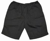 """Korte broek met elastieke band  """" Zwart """""""