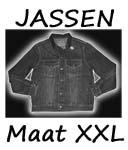 Jassen maat XXL