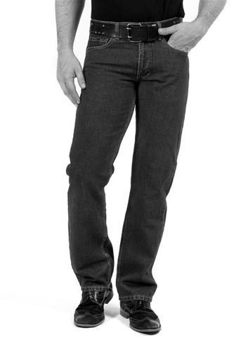 Jeans lengte 36