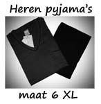 Pyjama's maat 6XL