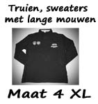 Truien, sweaters maat 4XL