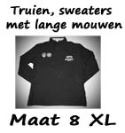 Truien, sweaters maat 8XL